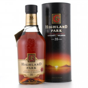 Highland Park 35 Year Old John Goodwin Retirement