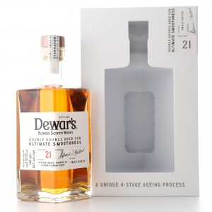 Dewar's 21 Year Old Double Double Aged 50cl