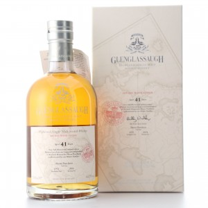 Glenglassaugh 1973 Massandra Connection 41 Year Old