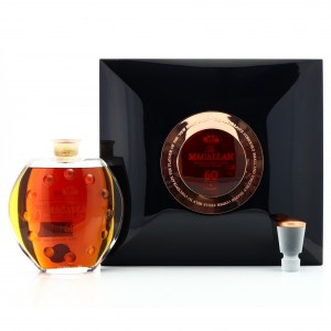 Macallan 60 Year Old Lalique Six Pillars Collection No.4