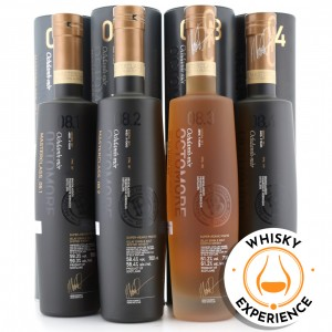Octomore Masterclass Collection 4 x 70cl / includes Experience