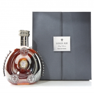 Remy Martin Louis XIII Black Pearl Cognac / Anniversary Edition