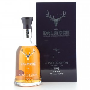 Dalmore 1978 Constellation 33 Year Old Cask #1