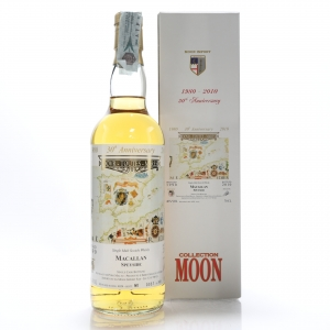 Macallan 1990 Moon Import 30th Anniversary / Dovr-Toutes-Mares