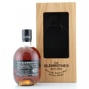 Glenrothes 1978 40 Year Old 2019 Limited Release