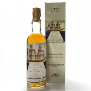 Bunnahabhain 1979 Moon Import / The Sails in the Wind