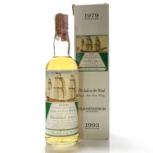 Glenfiddich 1979 Moon Import / The Sails in the Wind - Bottle No.1
