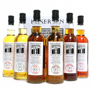 Kilkerran First Cask Selection / 6 x 70cl
