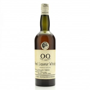 O.O. Old Orkney Real Liqueur Whisky circa 1940s