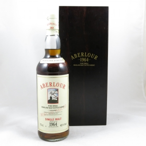 Aberlour 1964 25 Year Old front
