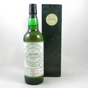 Aberlour 1996 SMWS 54.23 8 Year Old front
