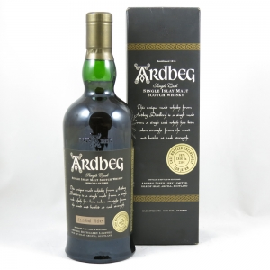 Ardbeg 1976 Single Cask #2395 Exclusive for Japan Front