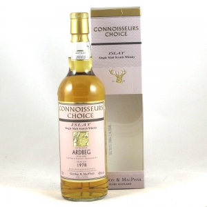 Ardbeg 1978 Gordon and Macphail Connoisseurs Choice Front