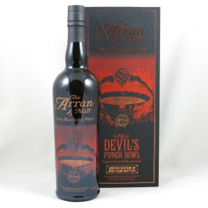 Arran Devil's Punch Bowl Chapter I (US Import) 75cl front