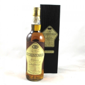 Auchentoshan 21 Year Old Front