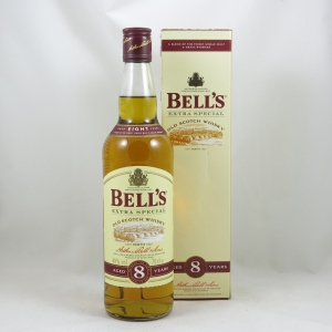 Bell's Extra Special 8 Year Old Front