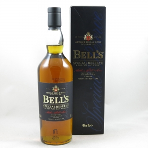 Bell's Special Reserve Pure Malt front