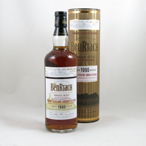 Benriach 1995 Single Cask (UK Exclusive) front