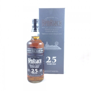 Benriach 25 Year Old front