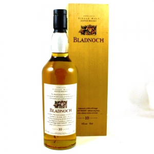 Bladnoch 10 Year Old Flora and Fauna (Boxed) Front