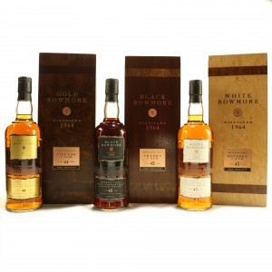 Bowmore 1964 Trilogy