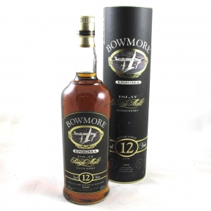 Bowmore 12 Year Old Enigma 1 Litre Front