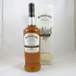 Bowmore Gold Reef 1 Litre front