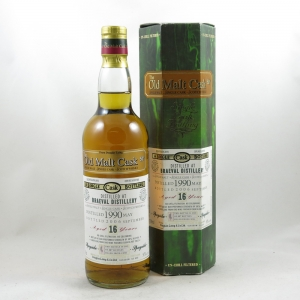 Braeval 1990 Douglas Laing 16 Year Old front