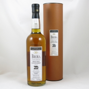 Brora 30 Year Old 2007 Release front