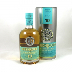 Bruichladdich 10 Year Old (Signed) Front