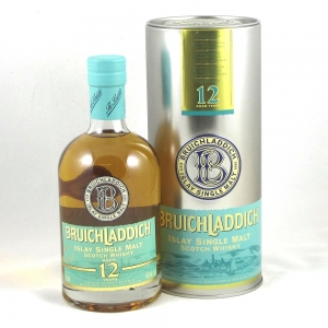 Bruichladdich 12 Year Old 1st Edition Front