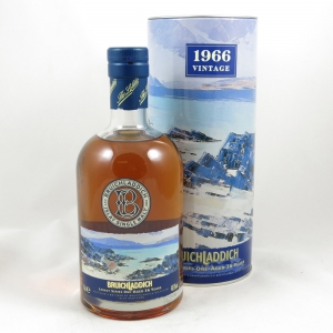 Bruichladdich 1966 36 Year Old Legacy #1 front