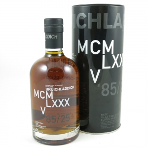 Bruichladdich 1985 DNA 25 Year Old - Bottle No.1 Front