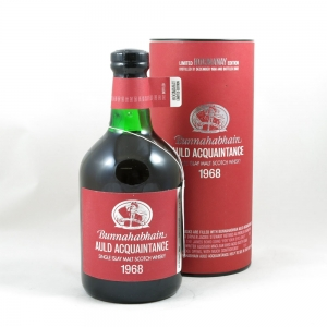 Bunnahabhain 1968 Auld Acquaintance 34 Year Old front