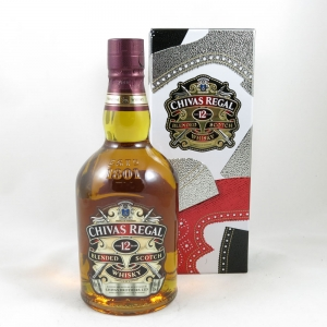 Chivas 12 Year Old front
