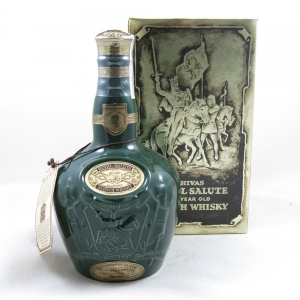 Chivas Regal 21 Year Old Royal Salute (Old Style) front