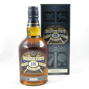Chivas Regal 18 Year Old (Old Style) front