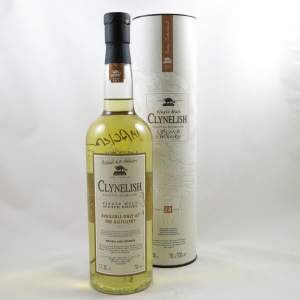 Clynelish 14 Year Old (Signed) front