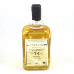 Convalmore 1981 'Whisky Connoisseur' 14 year old Front