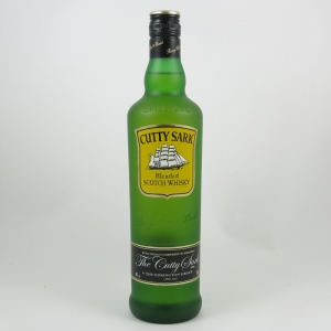 Cutty Sark Acquisition Commemorative Bottling Front