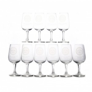 Dalwhinnie Tasting Glasses x 10