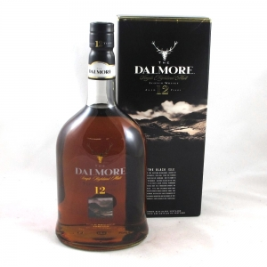 Dalmore 12 Year Old The Black Isle Front