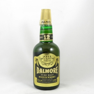 Dalmore 12 Year Old 1970s Front