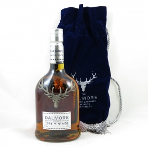 Dalmore 1995 Vintage Distillery Manager's Exclusive front