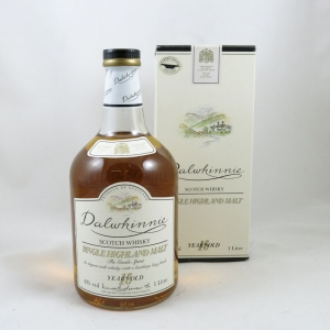 Dalwhinnie 15 Year Old (Old Style) front