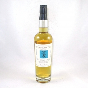 Double Single Compass Box (Signed) Front