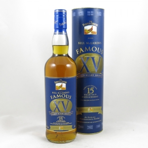Famous Grouse 15 Year Old Bill McLaren's Famous XV front