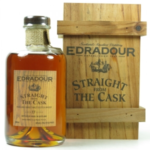 Edradour 1991 Straight From The Cask 11 Year Old