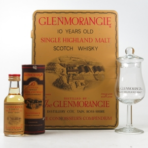 Glenmorangie 10 Year Old With Snifter 1990s 5cl