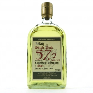 Laphroaig 2000 Abeyhill 6 Year Old / Cask Strength